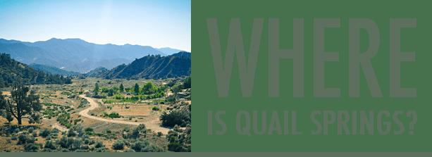 Where is Quail Springs?