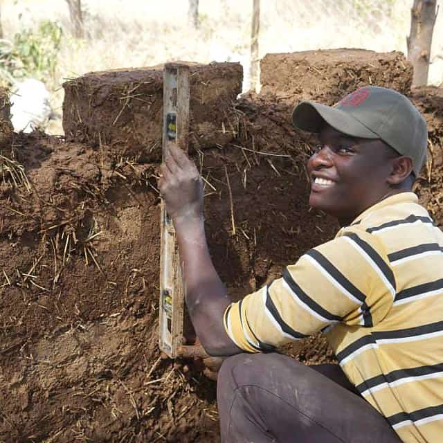 Natural Building and Permaculture in Kenya