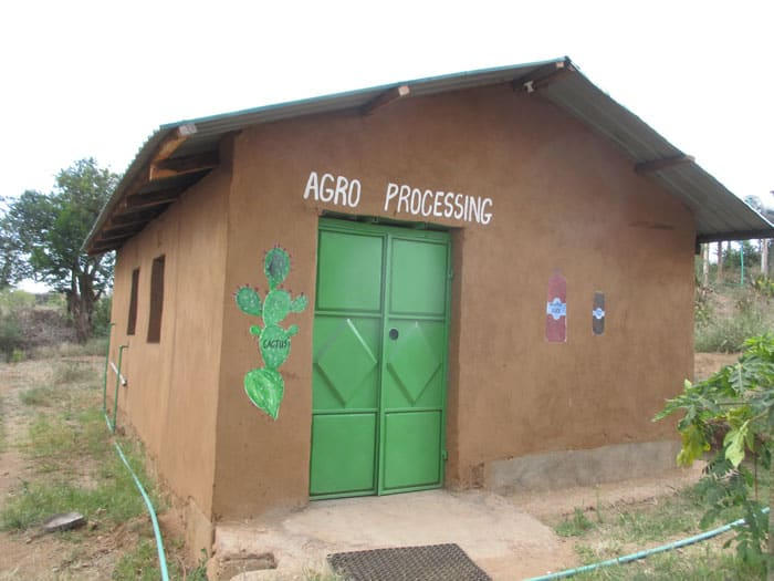 Agro-processing facility