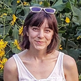 Natalie Buckley-Medrano - Permaculture Design Certification Course