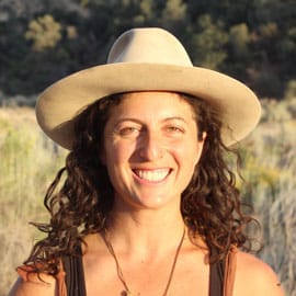 Jenya Schneider - Permaculture Design Certification Course