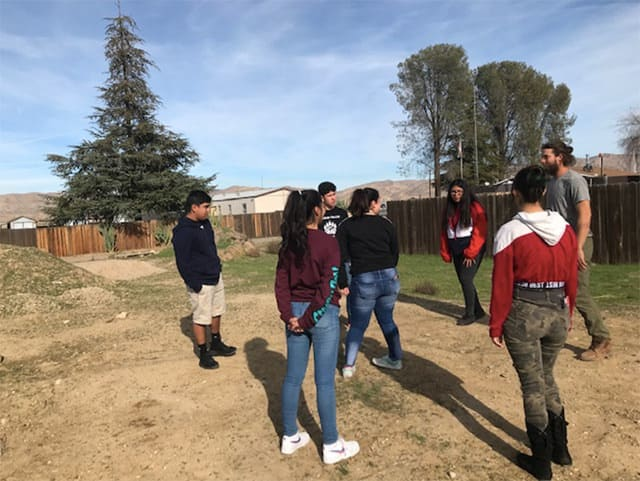 Cuyama Youth Leaders