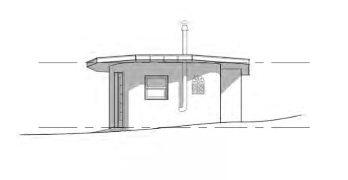 Cob House Design - Quail Springs